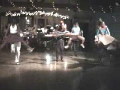 Stepping into Swing Society -  December 3rd, 2004.